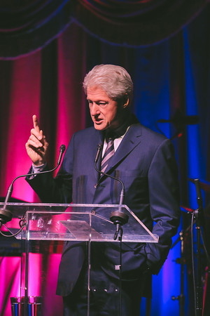 Bowling with Bill Clinton Fundraiser