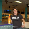 Monday Night female Golden Pin: Elaine (Panther) 214