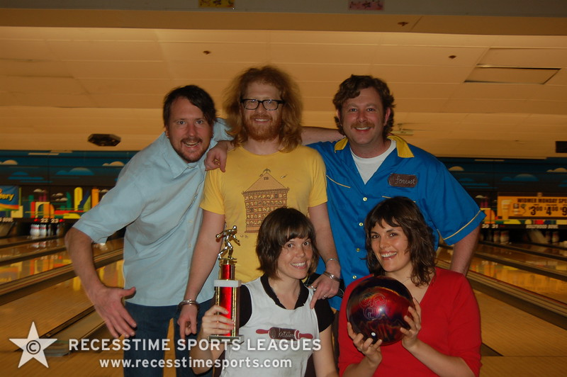 2nd place Monday Night:  Log Jammers