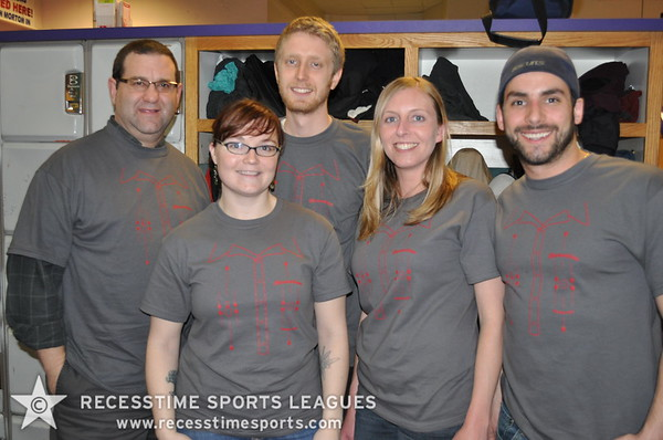 Spring Bowling 2011 - Tuesday Nights
