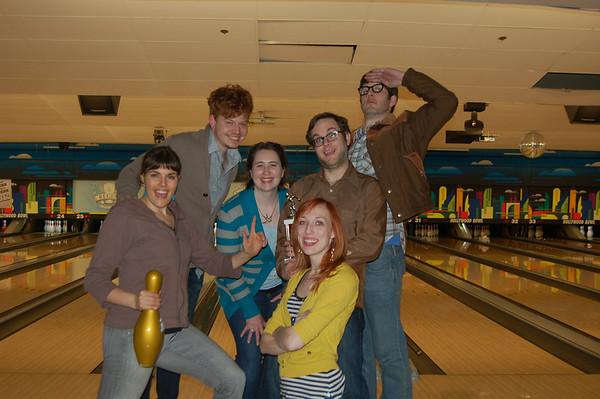 2nd place:  Tidy Bowl
