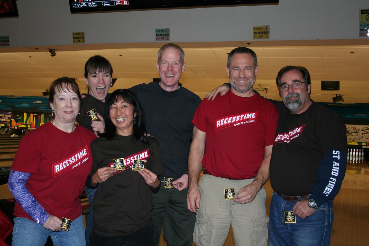 golden pin team:  Schweaty balls