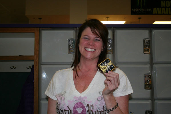 High Pin female:  Sheri Pinheads