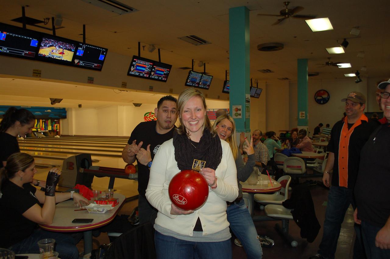 Female High pin: Sarah Glory Bowl