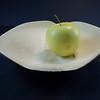 Firewood maple crotch bowl B 11-14
