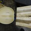 Firewood maple crotch with bowl B 11-14