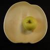 Firewood maple crotch bowl B1  11-14