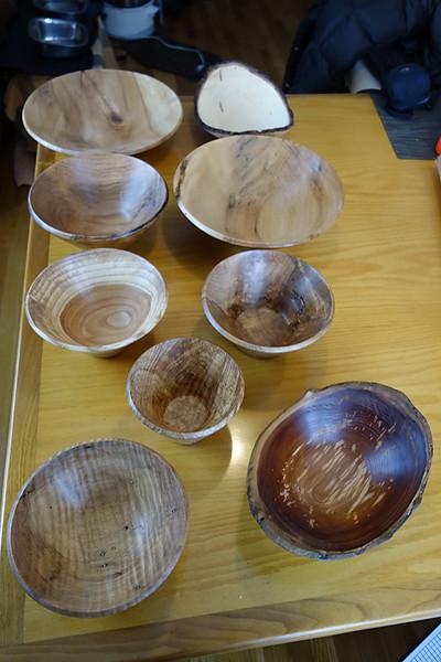 9 bowls 1
