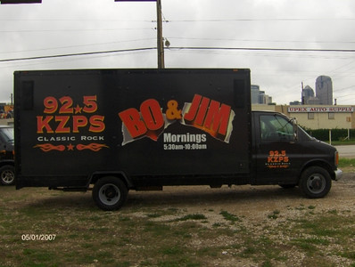 92.5 KZPS, Dallas, TX