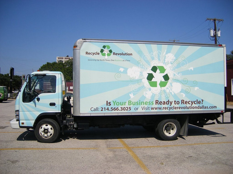 Recycle Revolution, Dallas, TX