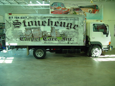 Stonehenge Carpet Care, Dallas, TX.