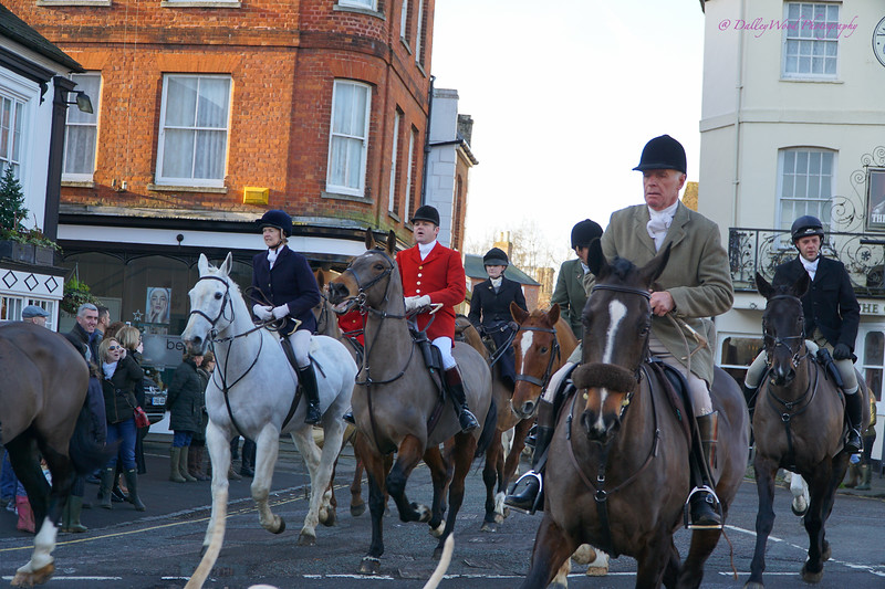 Boxing Day Hunt Winslow 2016