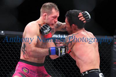 MMA 2014: Bellator 110 Nunes vs Bessette FEB 28