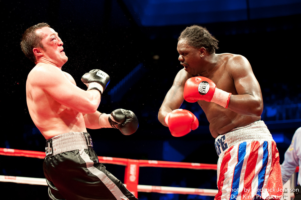 Denis Lebedev vs. Guillermo Jones