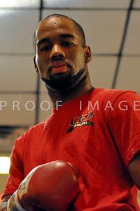 "Bryan ""The Brick"" Abraham (2-3-2, 2 KOs), Schenectady, NY (141.5 lbs)"