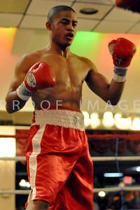 """Junior Welterweights (4 Rounds) Juan """"JZ"""" Zegarra (5-0, 5 KOs), North Bergen, NJ (140 lbs)"""