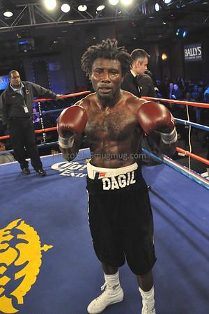 Ossie Duran Fight AC