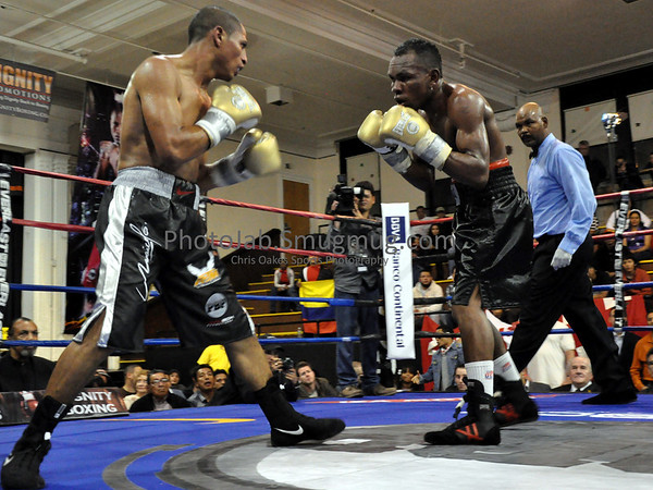 Union City Boxing 10 16 10 MAIN EVENT