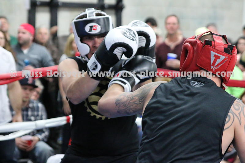 Fight 2 Will Evans vs Mike Bordenca 014