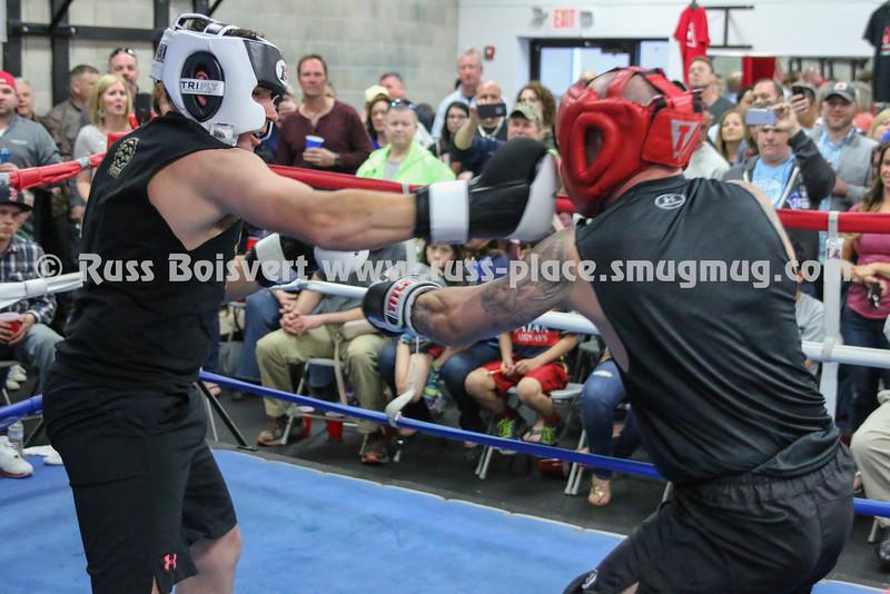 Fight 2 Will Evans vs Mike Bordenca 013