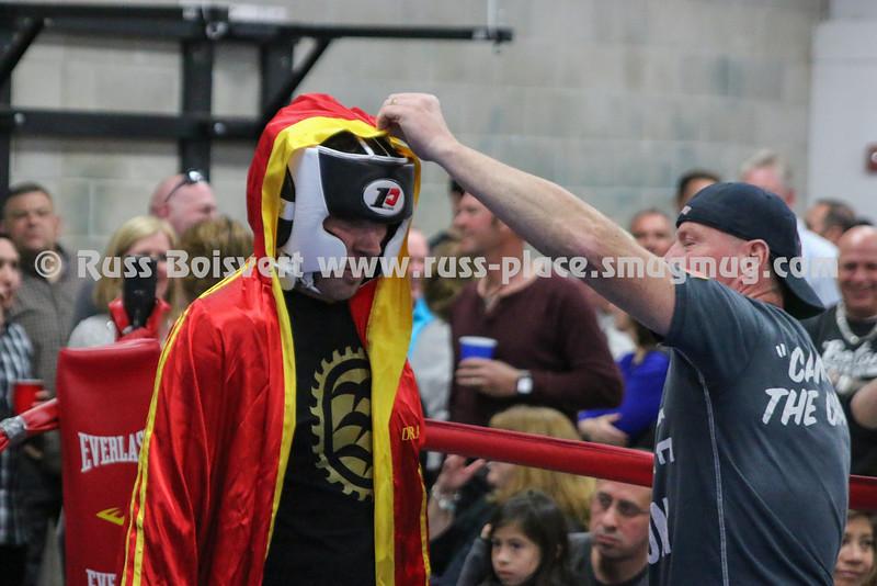 Fight 2 Will Evans vs Mike Bordenca 001