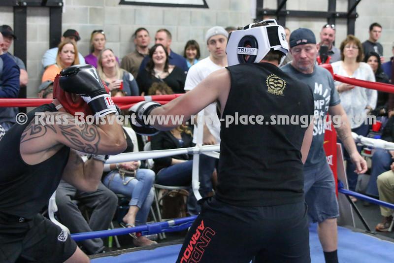 Fight 2 Will Evans vs Mike Bordenca 010