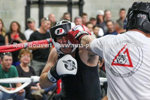 Fight 2 Michael Sullivan vs Will Evans