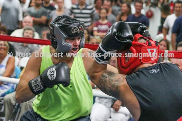 Fight 3 Patrick Sullivan vs Mike Bordenca
