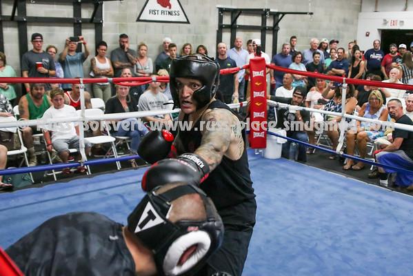 Fight 4 Tyler Jones vs Trevor Lee