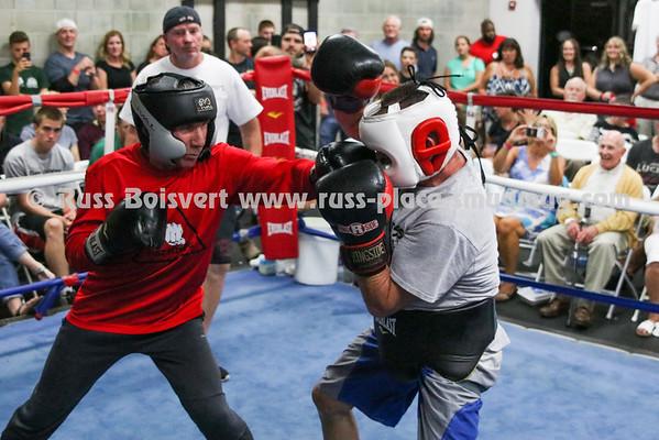 Fight 6 John Dematteis vs Rich Harding