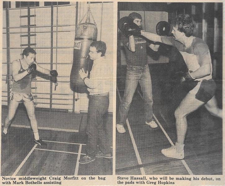 Bermuda Boxing