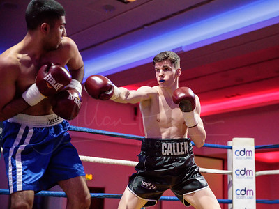 St Andrews Sporting Club Burns Night Boxing