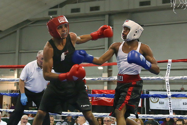 Finals of the 2013 N.E. Boxing Championship - November 2, 2013, Host Hotel, Sturbridge, MA.