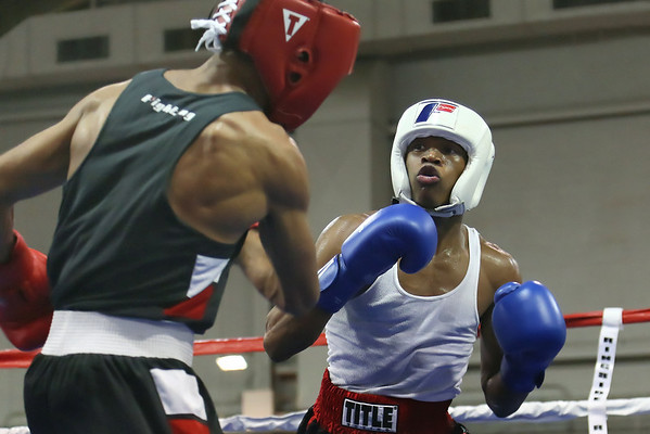 Finals of the 2013 N.E. Boxing Championship - November 2, 2013, Host Hotel, Sturbridge, MA.