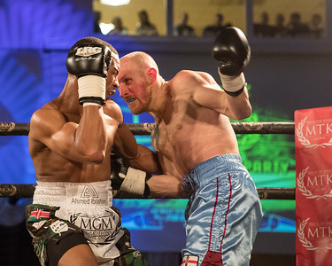 Ahmed Ibrahim v James Gorman