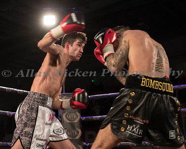 Jordon McCorry V Ryan Moorhead