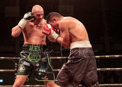 Alex Dickinson v  Morgan Dessaux