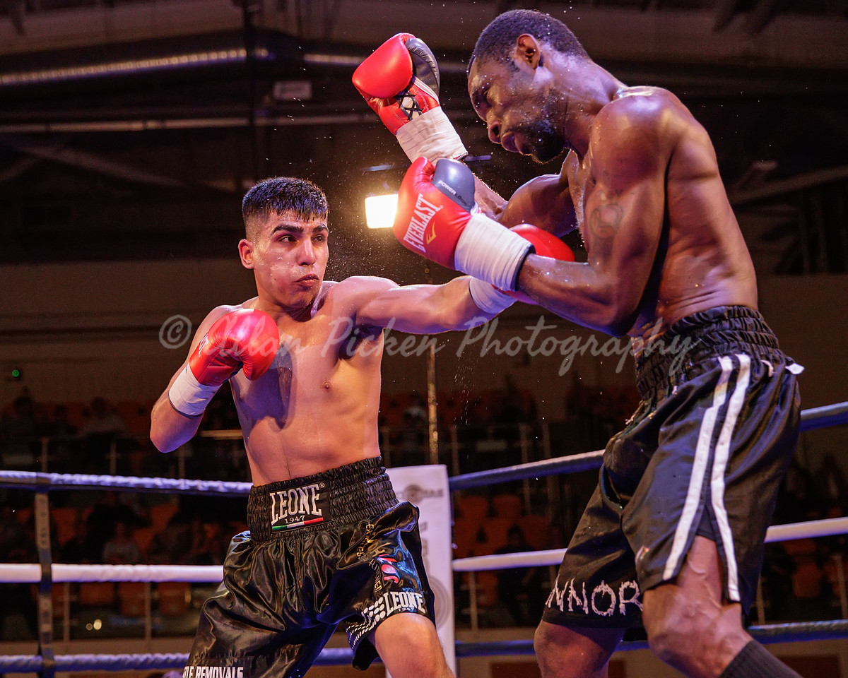 Ukashir Farooq v Michael Barnor