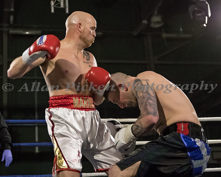 David Market v Andy Peuther