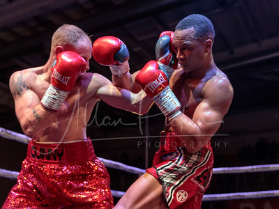 Ahmed Ibrahim vs  James Quinn