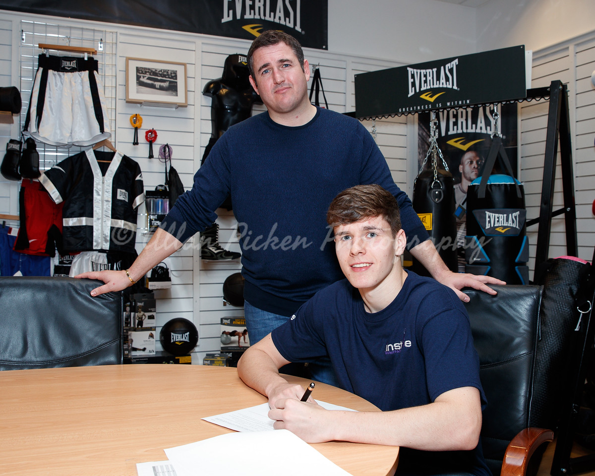 Callen McAulay signs for St Andrews Sporting Club Ltd