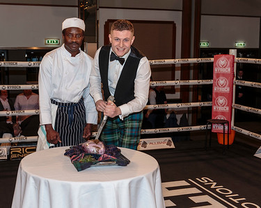 BURNS SUPPER SAM KYNOCH BOXING