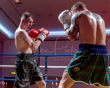St Andrews sporting club Friday night boxing.