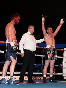 Iain Trotter vs Marc Kerr