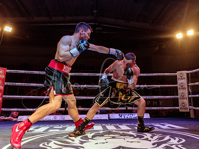 THUNDER KYNOCH BOXING EVENT