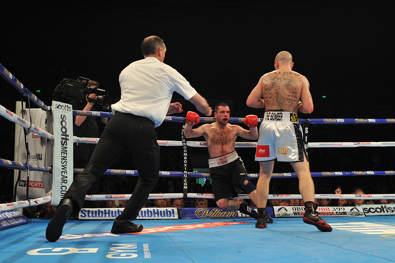Adam Etches v Zoltan Sera 26/03/16