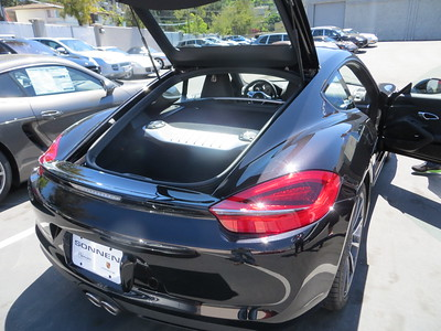 2013-04-17 Sneak peak at the new Cayman 981