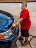 Boy Scouts Sonic Carwash June 2015-5002