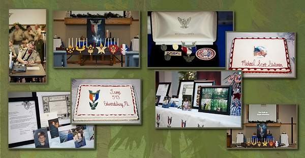 Scott's Eagle Court of Honor