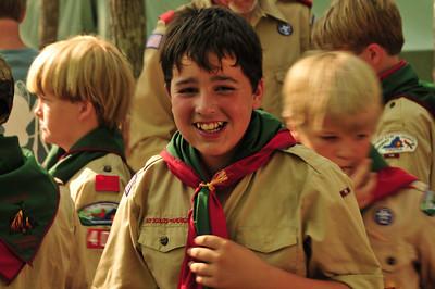 Boy Scouts 2007-08